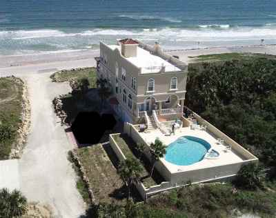 St Augustine Beach FL Single Family Home For Sale: $1,580,000