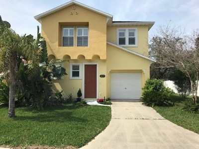 St Augustine Beach FL Single Family Home For Sale: $275,000