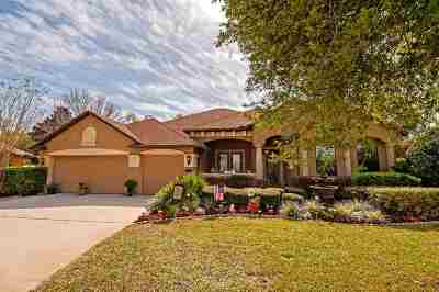 St Augustine Single Family Home For Sale: 363 Gianna Way