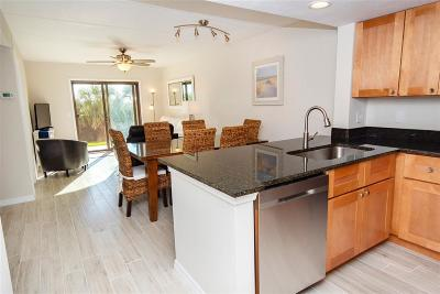 St Augustine Beach FL Condo For Sale: $359,900