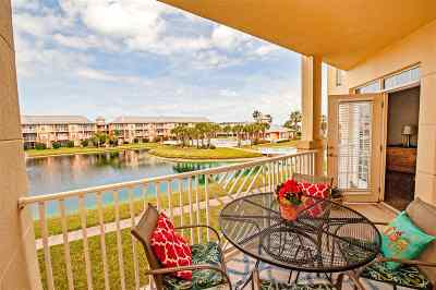 St Augustine Beach FL Condo For Sale: $338,900