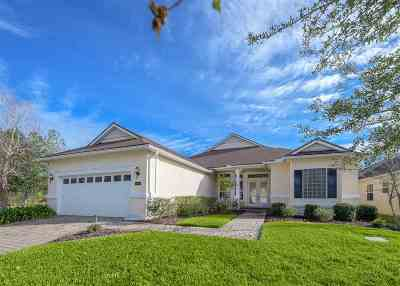 St Augustine FL Single Family Home For Sale: $310,000