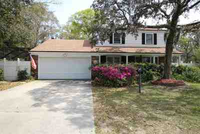 Single Family Home For Sale: 243 Cypress Rd