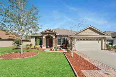 St Augustine Single Family Home For Sale: 144 Savanna Preserve Ct