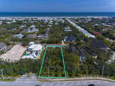 Marsh Creek, Sea Colony-St Residential Lots & Land For Sale: 884 Ocean Palm Way