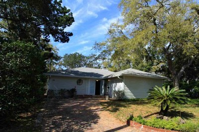 St Augustine Beach Single Family Home Conting_accpt Backups: 13 Lockhart Ln