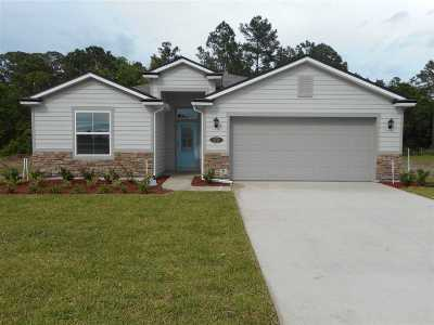 St Augustine Single Family Home For Sale: 179 Fox Water Trail
