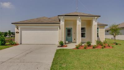 St Augustine Single Family Home For Sale: 128 Fox Water Trail