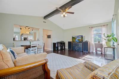 St Augustine Single Family Home For Sale: 212 Vassar Rd