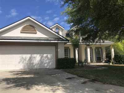 St Augustine FL Single Family Home For Sale: $349,000