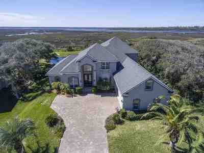 Ponte Vedra Beach Single Family Home For Sale: 125 Beachside Drive