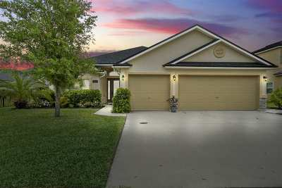 St Augustine Single Family Home For Sale: 164 Terracina Dr