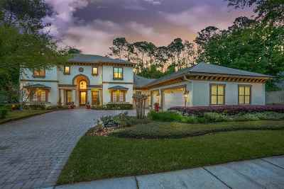 St Augustine FL Single Family Home For Sale: $899,000