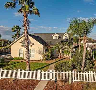 St Augustine Single Family Home For Sale: 6425 Putnam Street
