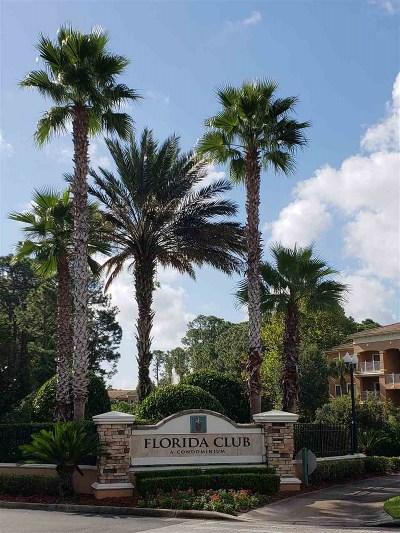 St Augustine Condo For Sale: 625 Fairway Drive #103