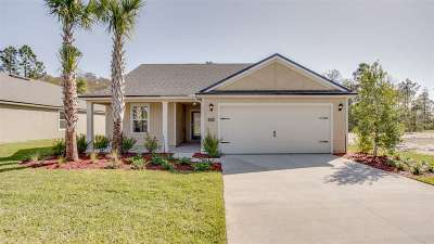 St Augustine Single Family Home For Sale: 100 Palace Drive