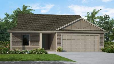 St Augustine Single Family Home For Sale: 39 Tesla Court