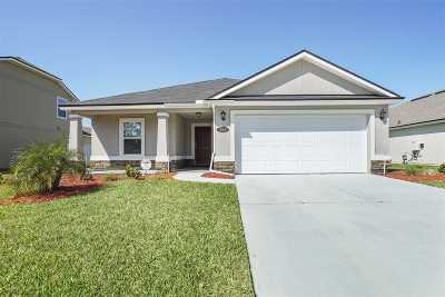 St Augustine Single Family Home For Sale: 284 Deer Crossing Rd