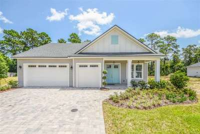 St Augustine Single Family Home For Sale: 78 Pintoresco Dr