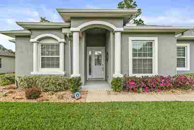Palm Coast Single Family Home For Sale: 12 Edgemont