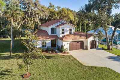 Single Family Home For Sale: 10 River Oaks