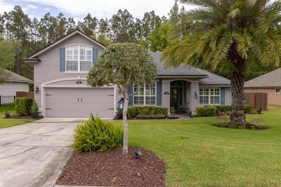 St Augustine Single Family Home For Sale: 233 Whisper Ridge Drive