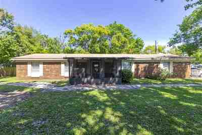 St Augustine Single Family Home For Sale: N 2807 16th Street