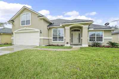 St Augustine Single Family Home For Sale: 137 Linda Lake