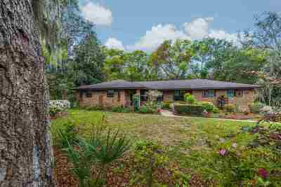 St Augustine Single Family Home For Sale: 704 Camelia Trail