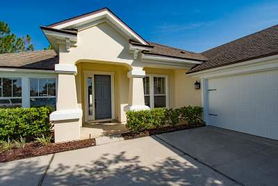St Augustine Single Family Home For Sale: 3635 Citara Court