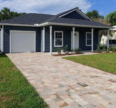Hastings FL Single Family Home For Sale: $187,500
