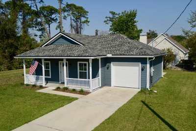 St Augustine Single Family Home For Sale: 201 Dartmouth Rd.