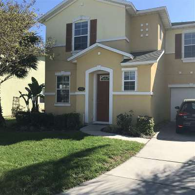 St Augustine Single Family Home For Sale: 152 Bay Bridge