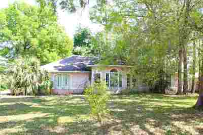 St Augustine Single Family Home For Sale: 5258 Ellen Ct.
