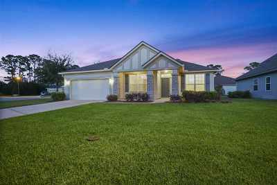 St Augustine FL Single Family Home For Sale: $247,500