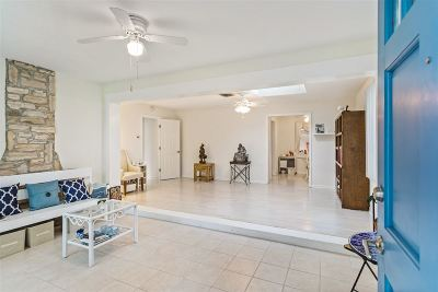 Davis Shores Single Family Home For Sale: 150 Menendez Rd
