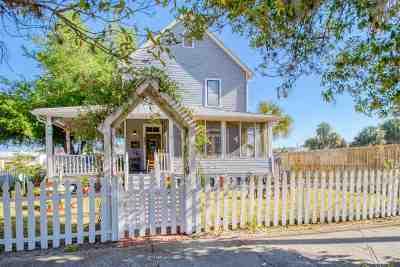 Palatka FL Single Family Home For Sale: $243,000