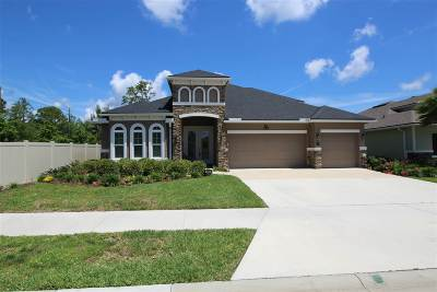 St Augustine Single Family Home For Sale: 39 Wild Oak Drive