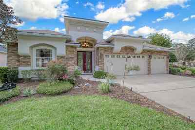 St Augustine Single Family Home For Sale: 1357 Barrington Circle