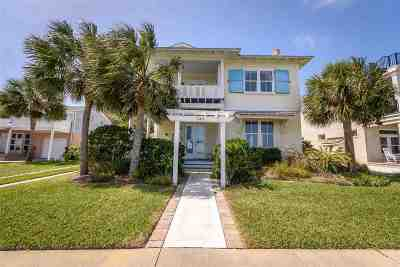 St Augustine Single Family Home For Sale: 140 Inlet Drive