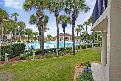 St Augustine Beach Condo For Sale: 101 Premiere Vista Way