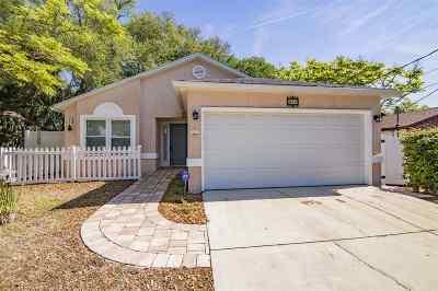 Davis Shores Single Family Home For Sale: 224 Herada St.