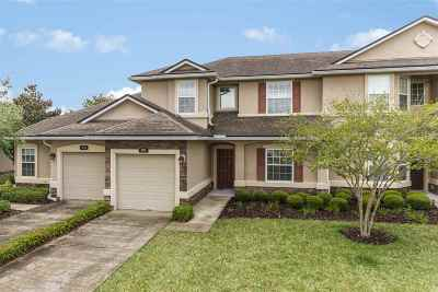 St Augustine Townhouse For Sale: 501 Wooded Crossing Circle