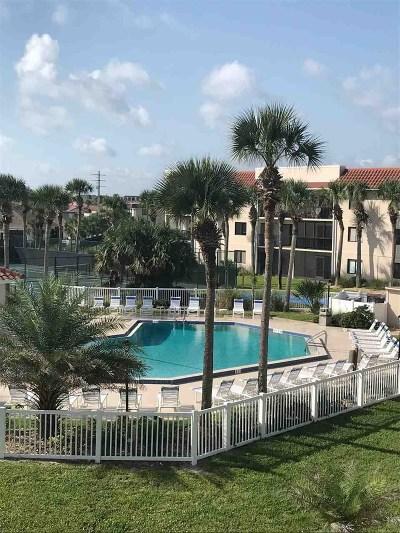 St Augustine Beach Condo For Sale: 4250 A1a South Unit K-25 #K-25