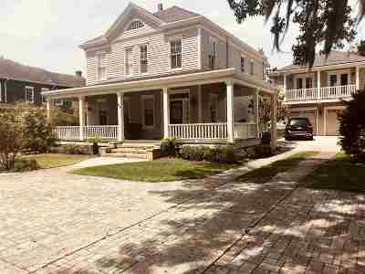 St Augustine FL Single Family Home For Sale: $945,000
