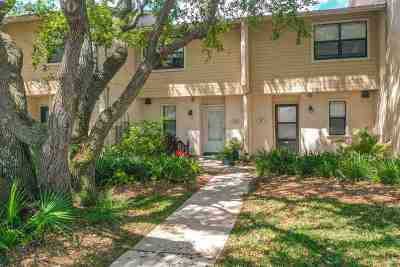 St Augustine Townhouse For Sale: 339 Monika Place