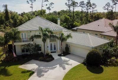 Palm Coast Single Family Home For Sale: 5 Heron Dr