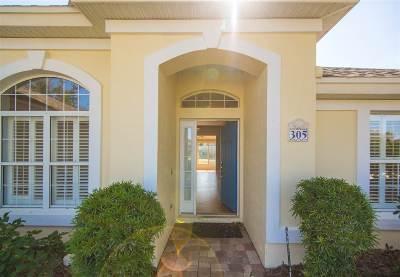 Ocean Palms Single Family Home For Sale: 305 San Nicholas Way