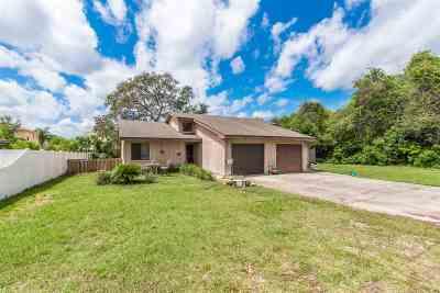 St Augustine Multi Family Home For Sale: 49 Atlantic Oaks Circle