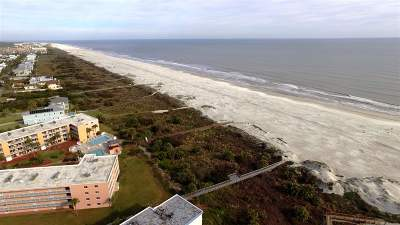 St Augustine Beach Condo For Sale: 4 Ocean Trace Road #108